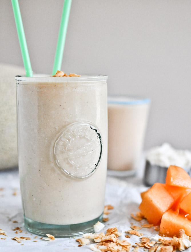 Ramadan-recipe-cantelope-coconut-lassi