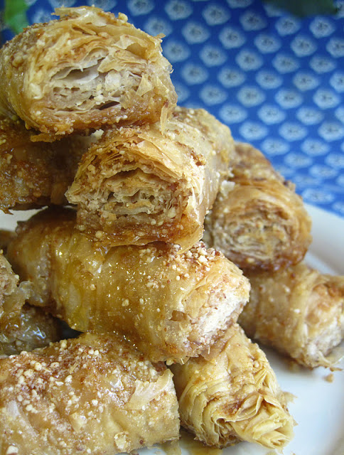 eid recipe baklava