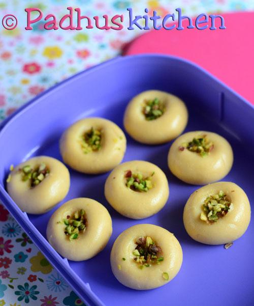 eid recipe doodh peda