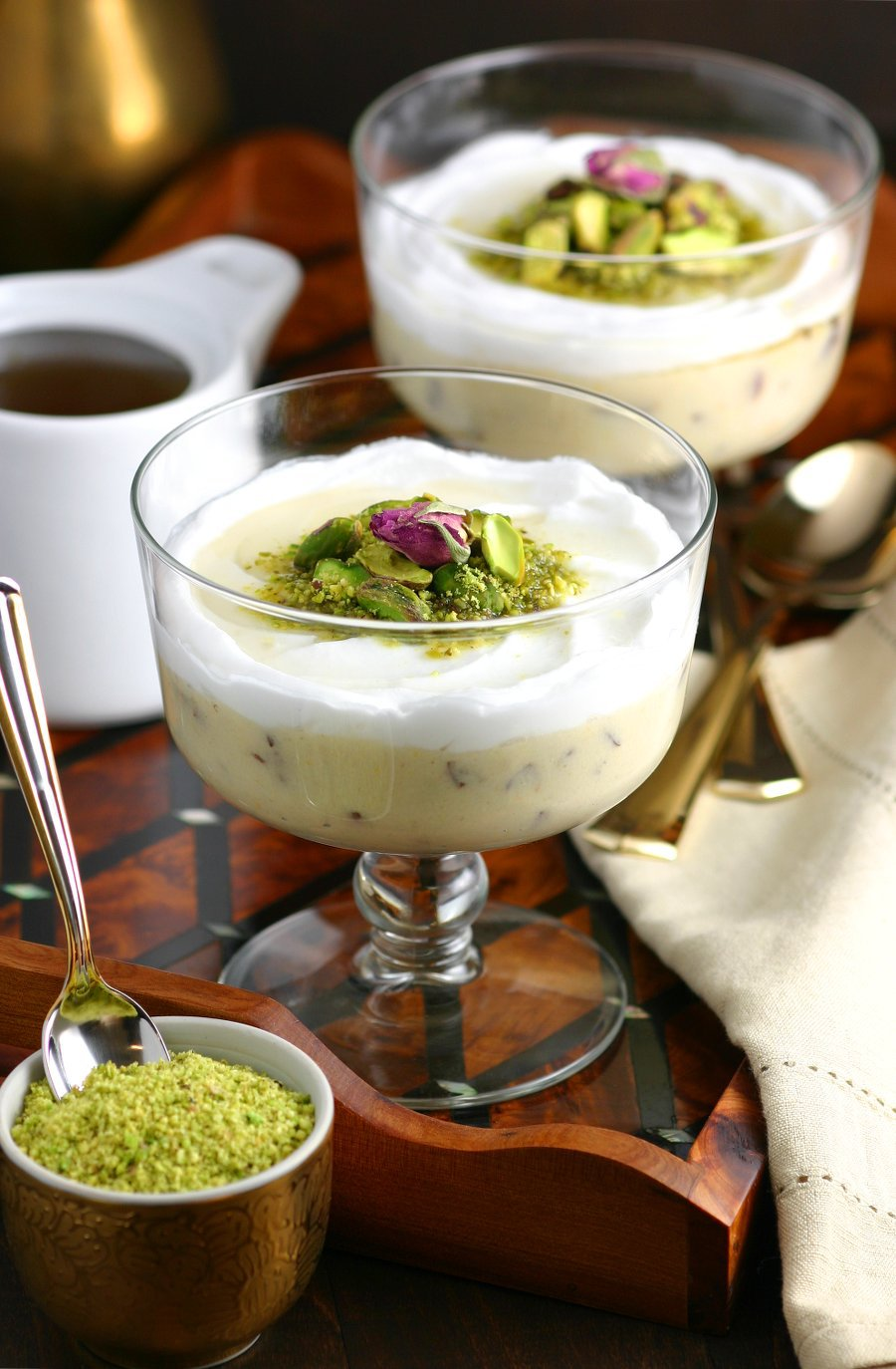 eid recipe semolina pudding