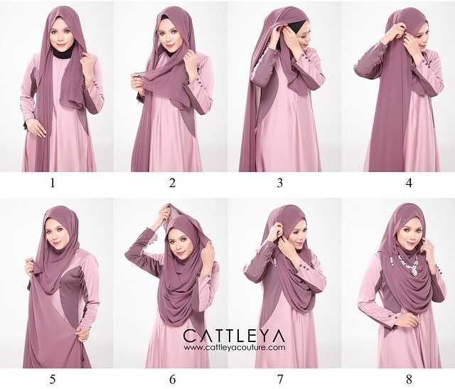full cover hijab