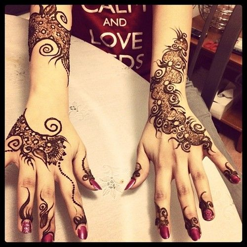 mehndi designs for eid 1