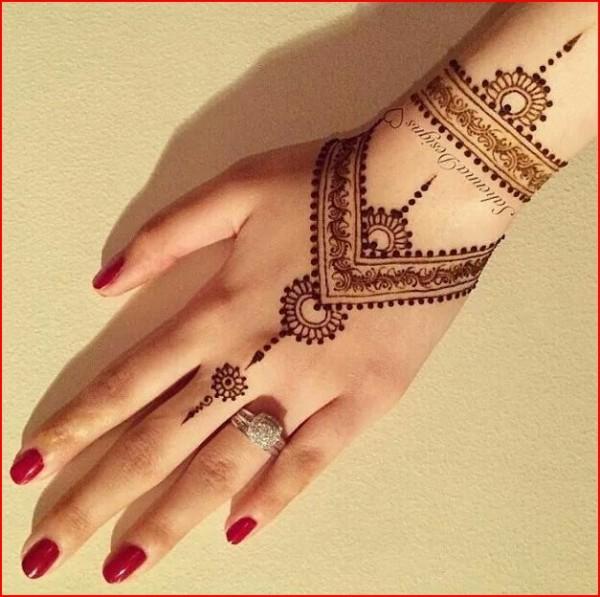 75 Beautiful Designs Of Eid And Weddings Mehndi Henna For Girls