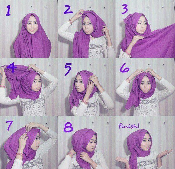 21 Beautiful Hijab Styles And Scarf Wearing Ideas