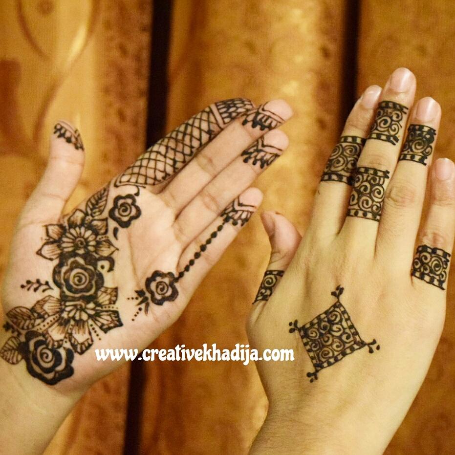 Eid Henna-Mehndi 2016