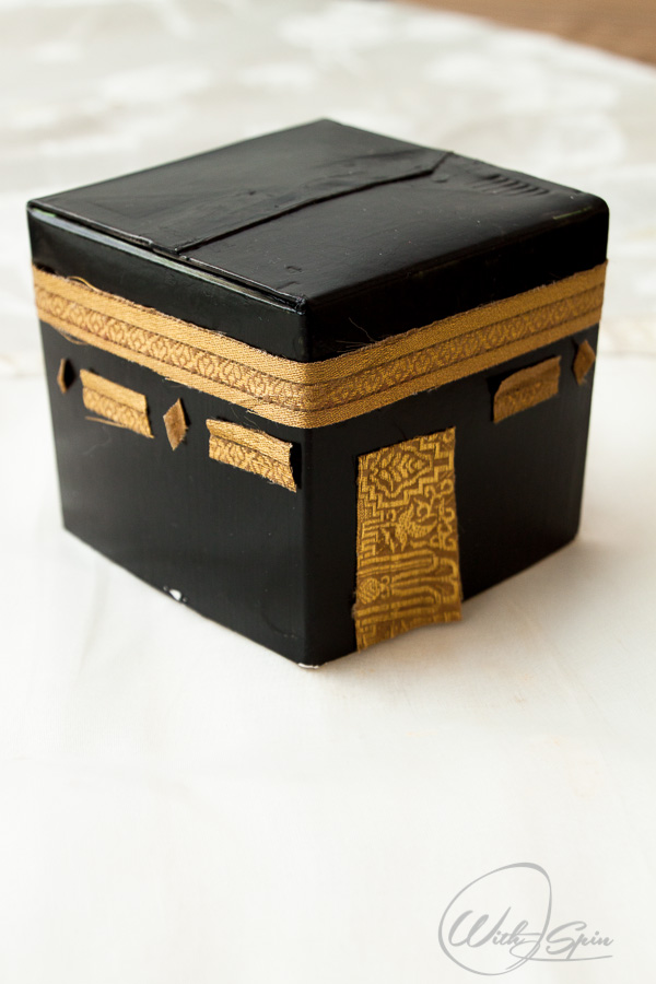 kaabah and hajj eid crafts ideas and creations