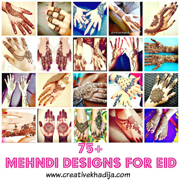 beautiful eid mehndi design ideas