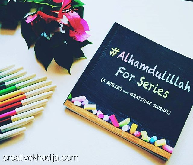 Alhamdulillah for series book reviews on creative khadija blog