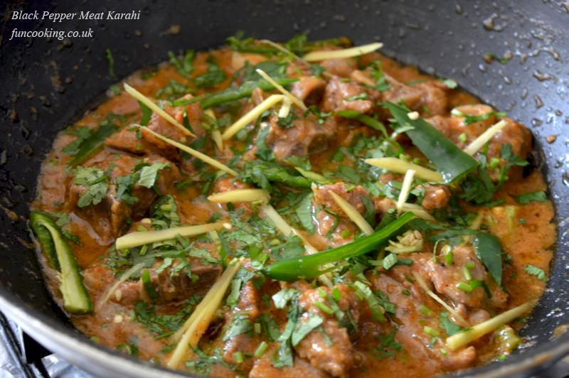 eid recipe mutton karahi