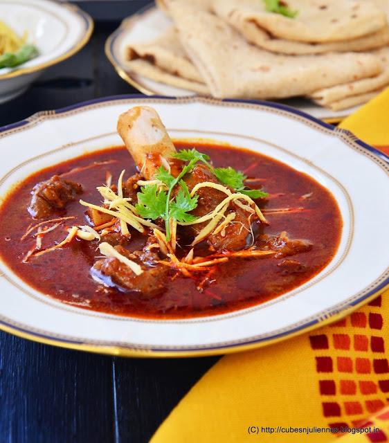 eid recipe mutton nihari