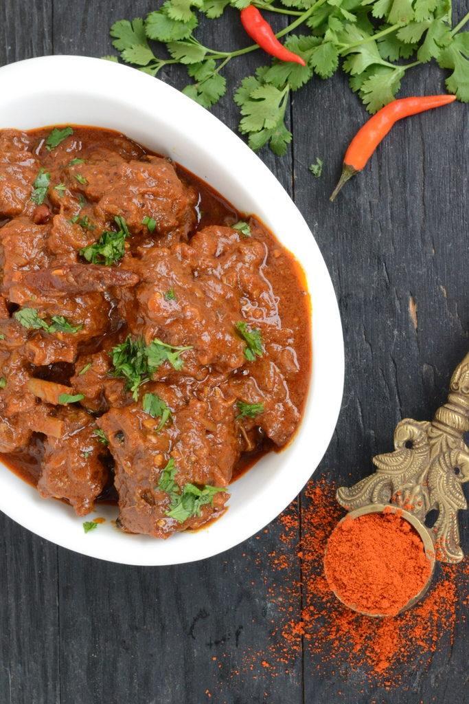 eid recipe rajasthani red mutton