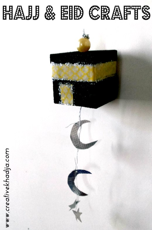 hajj and eid al adha crafts and ideas