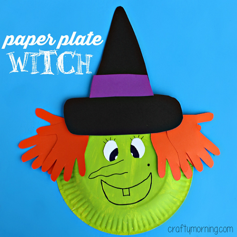 fall and halloween ideas for kids witches