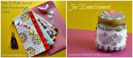 handmade cards and crafts tutorials
