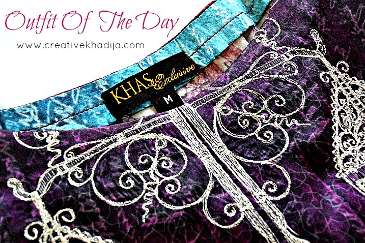 outfit-of-the-day-khas-stores-silk-shirt-review-ontheblog-creative-khadija-blogger
