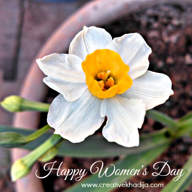 Happy International Women's Day To All My Beautiful Hardworking Ladies
