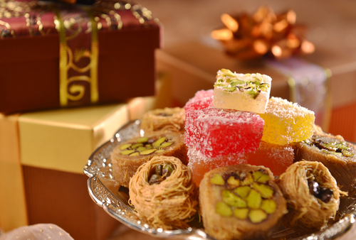 Eid Sweet Meats