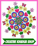 Buy Handmade from Creative Khadija