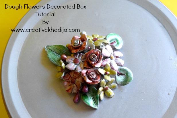 dough-flowers-decorated-box-tutorial-by-creativekhadija-blog
