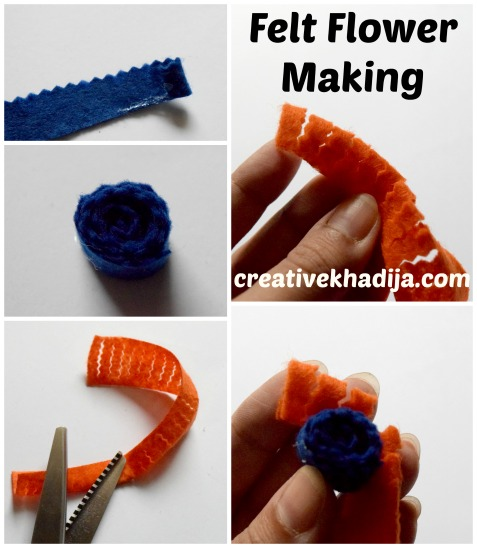 how-to-make-felt-fabric-flowers-in-two-minutes-DIY-creative-khadija