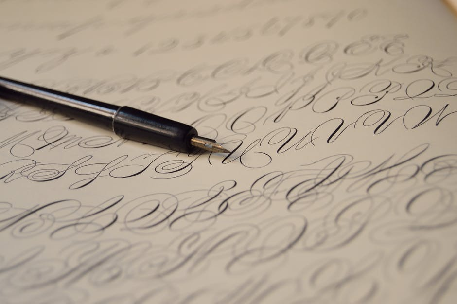 5 Useful Tips To Learning About Calligraphy