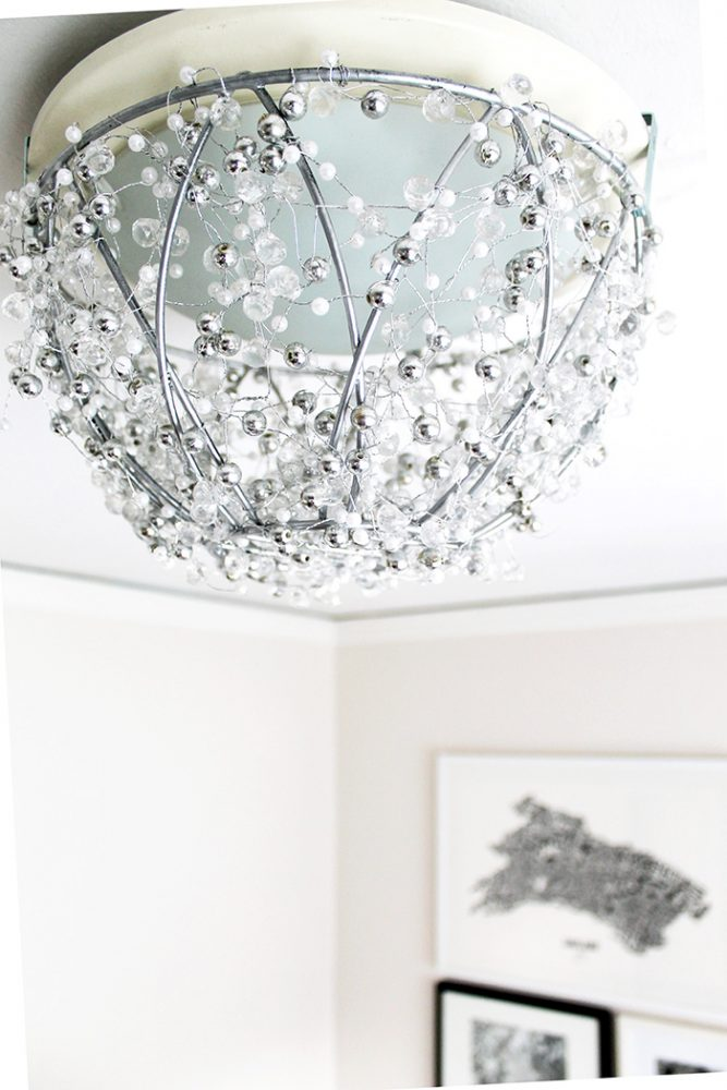 How to make chandelier easy quick ideas
