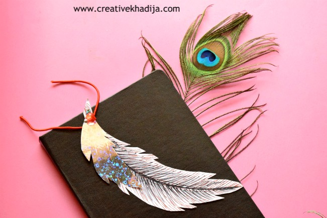 creative handmade bookmarks for sale by Creative Khadija Blog