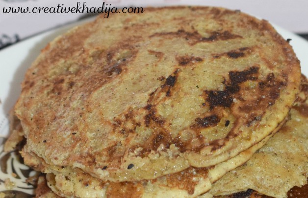 how to make almond flour pancakes with less ingredients