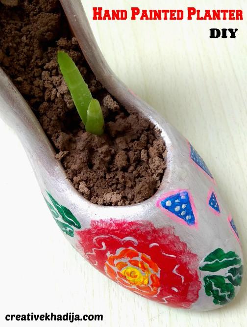 handpainted-planter-pot-making-home-garden-activities