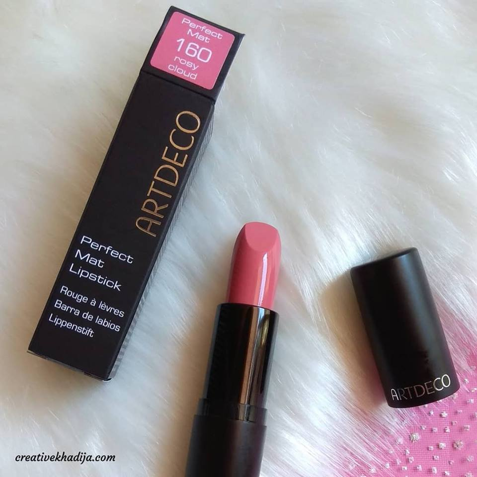 artdeco makeup products review on the blog