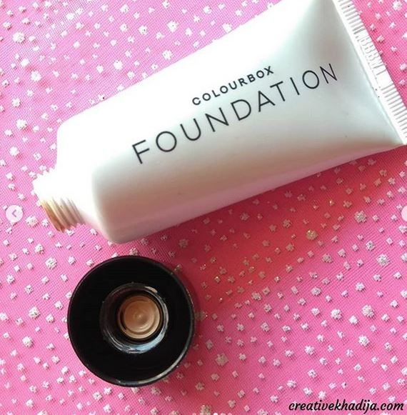 oriflame cosmetics product review by creative khadija blog