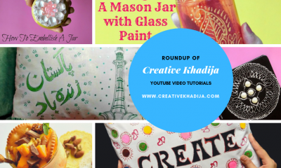 Creative Khadija YouTube Tutorials Roundup
