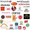 Year 2018 brand collaborations and sponsors of Creative Khadija Blog