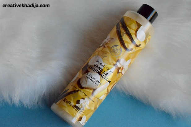 thebodyshop-vanilla-marshmallow-shower-gel-product-review
