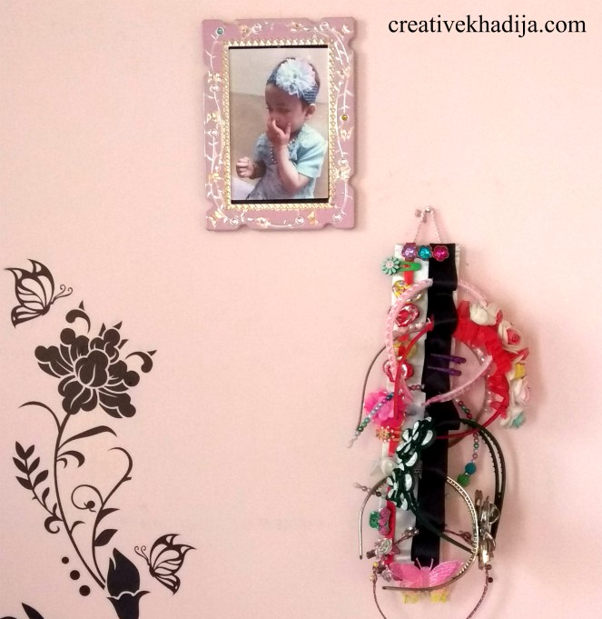 How To Organize Hair Accessories Clutter Of Girls