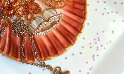 DIY Shell Ring Jewelry Dish Inspired By Anthropologie