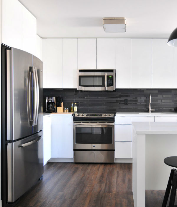kitchen cleaning tips and hacks you should work before ramadan how to clean stainless steel appliances
