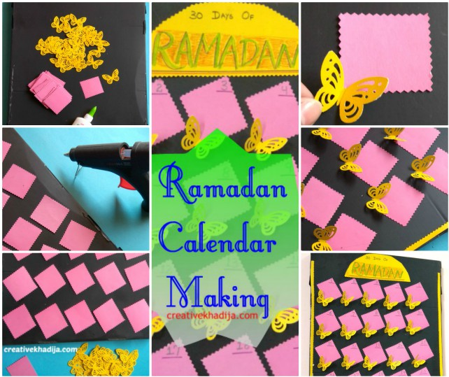 Ramadan 2019 Art Projects For Kids Advent Calendar And How