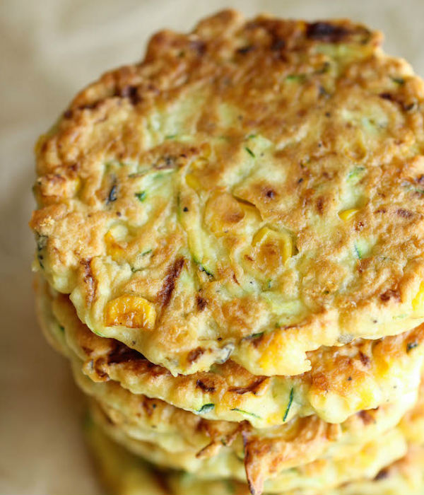 best mother's day breakfast ideas zucchini corn pancakes