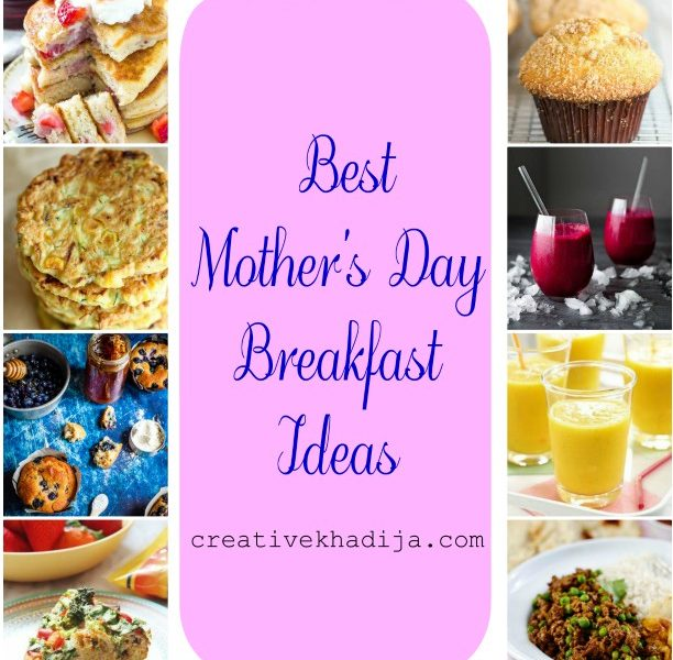 best mother's day breakfast ideas
