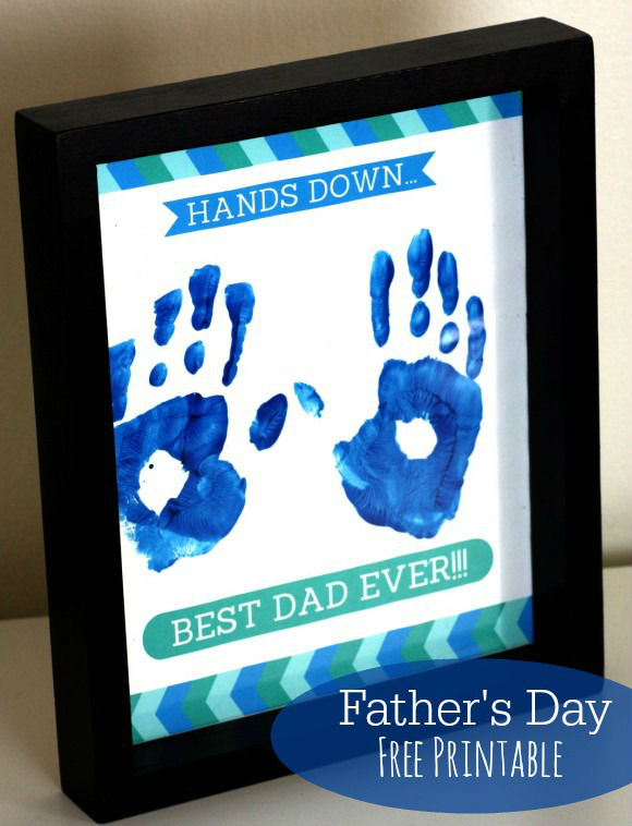 fathers day crafts for preschoolers printable gift