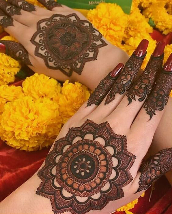 latest mehndi designs for girls bridal henna designs inspirations 3
