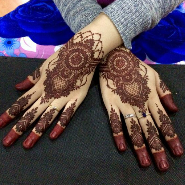 latest mehndi designs for girls bridal henna designs inspirations 5