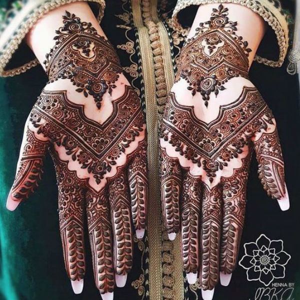 latest mehndi designs for girls bridal henna designs inspirations 7
