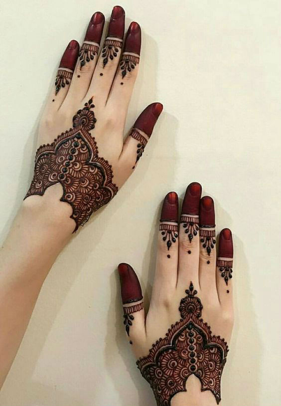 latest mehndi designs for girls bridal henna designs inspirations 8