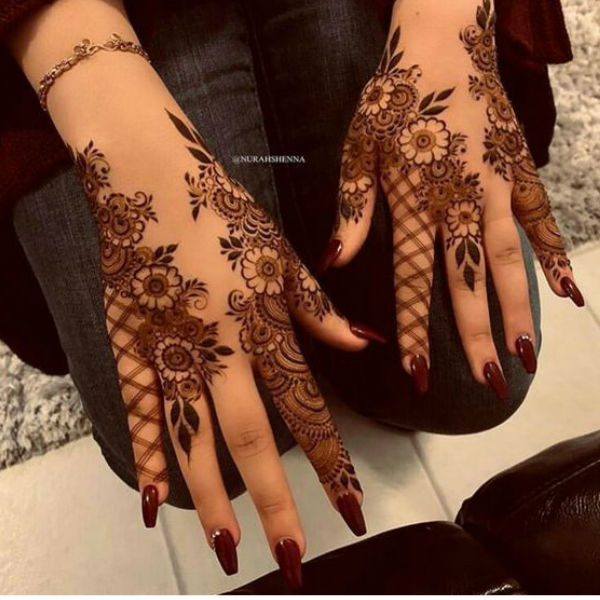 latest mehndi designs for girls bridal henna designs inspirations 9