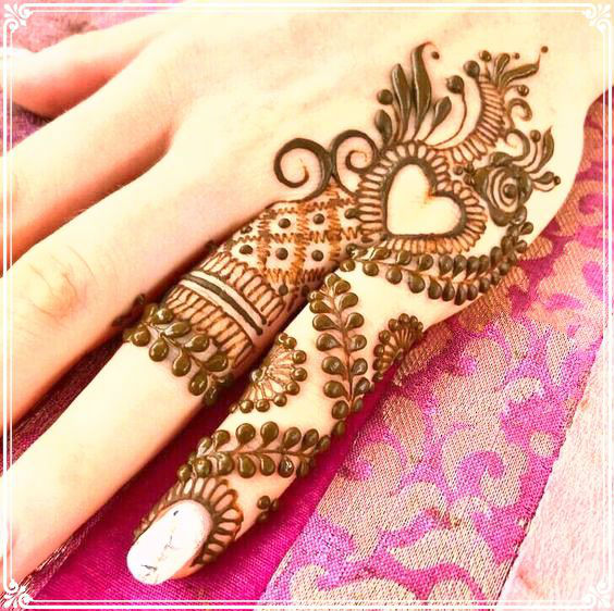 latest mehndi designs for girls eid mehndi designs 11