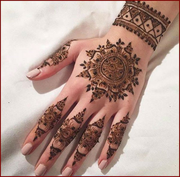 latest mehndi designs for girls eid mehndi designs 12
