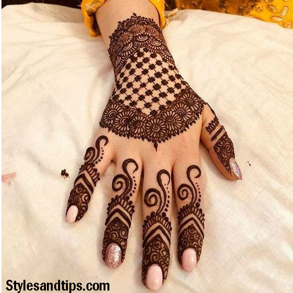 latest mehndi designs for girls eid mehndi designs 2