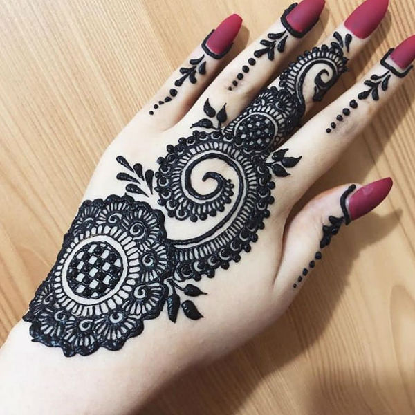 latest mehndi designs for girls eid mehndi designs 3